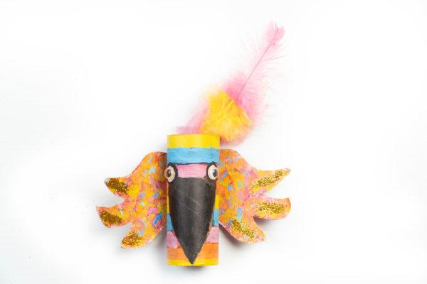 mexico-kids-craft-kit-delivered-to-your-door-endangered-bird