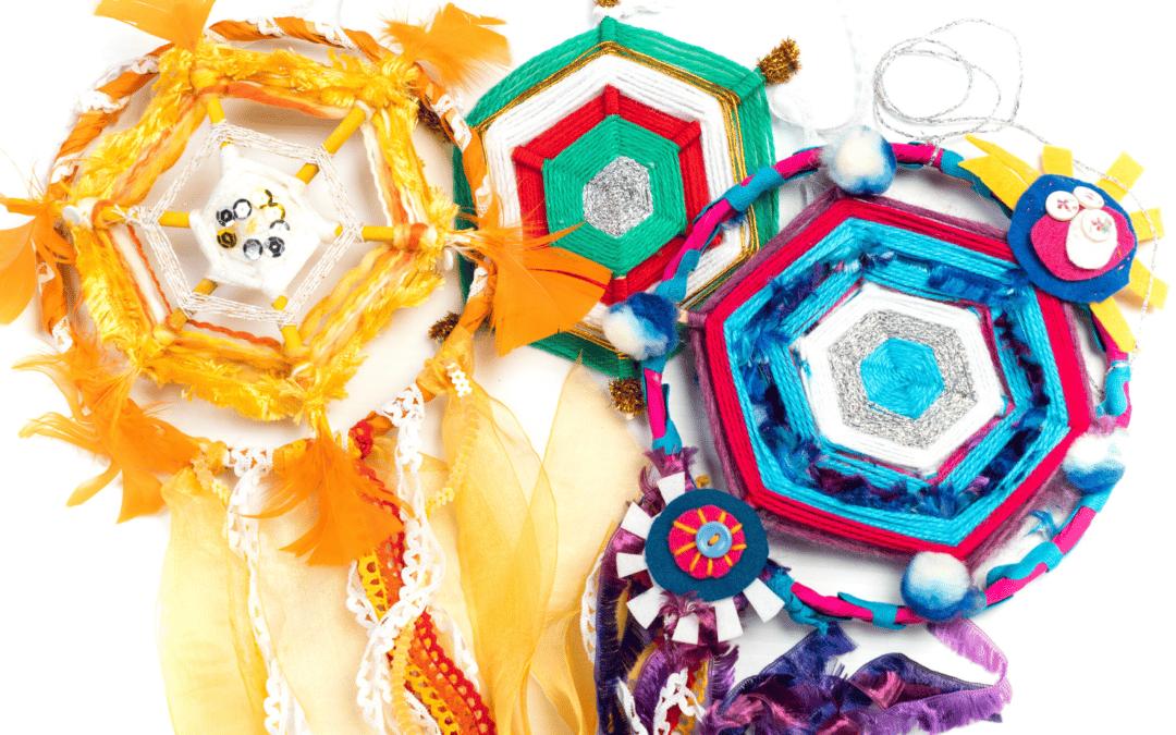 Mexican dream weaving magic