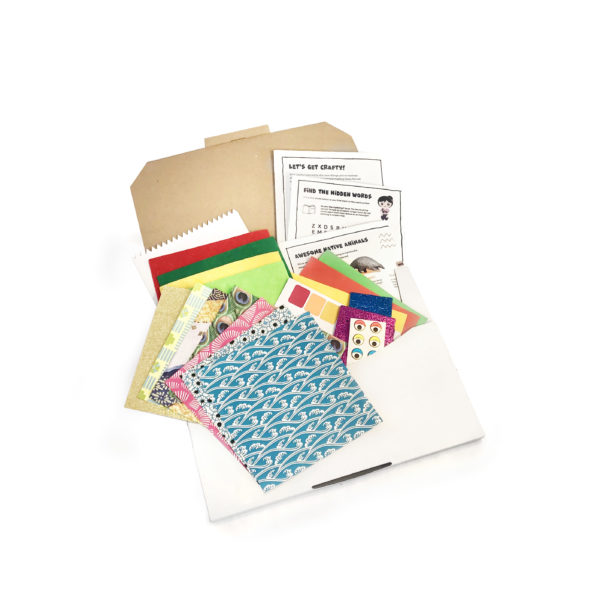 Flat pack GOLD subscription kit