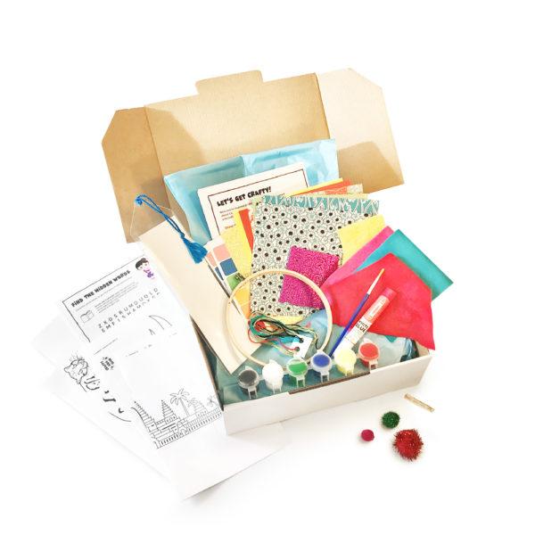 morocco-kids-craft-kit-delivered-to-your-door