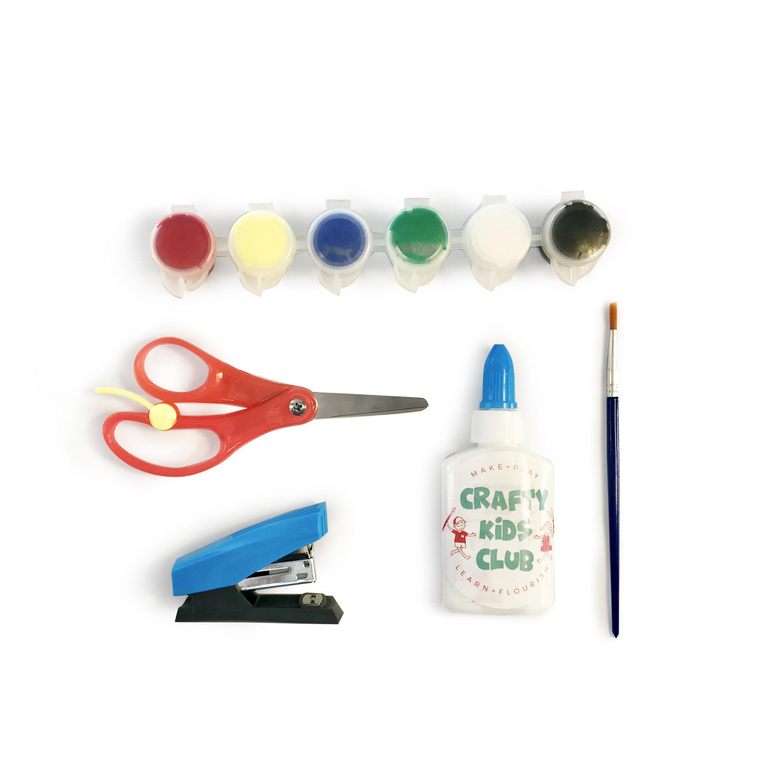 Cambodia craft kit contents