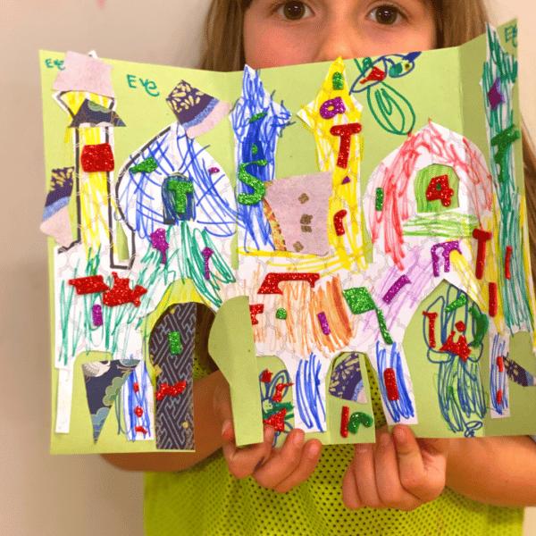 morocco-kids-craft-kit-delivered-to-your-door-kasbah-village-3